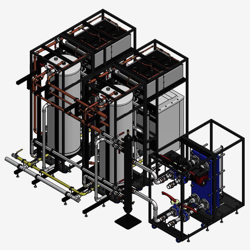 Blades Low Carbon Boiler System