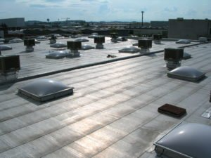 SMARTech Roof Mounted EcoCoolers - Industrial Cooling - Factory/Warehouse
