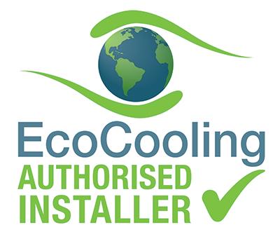 EcoCooling Authorised Installer logo