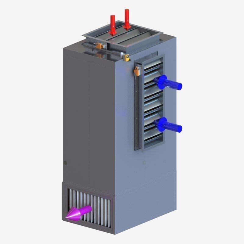 Evaporative Cooling Internal Evaporative Cooler – ECT10800