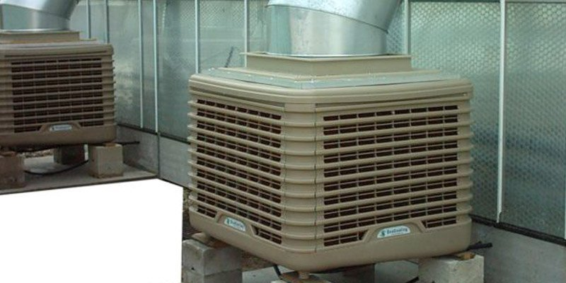 Evaporative Cooling External EcoCooler – Small