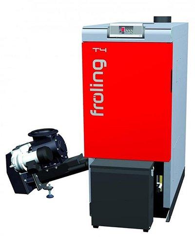 Froling T4 Biomass Boiler – SMARTech Heating & Cooling